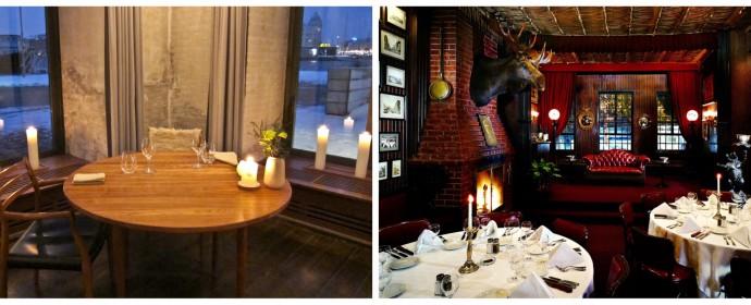 Restaurace, ve kterých chceme jíst: Noma vs. Keens