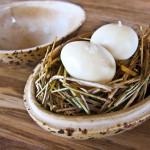 Uzená křepelčí vajíčka