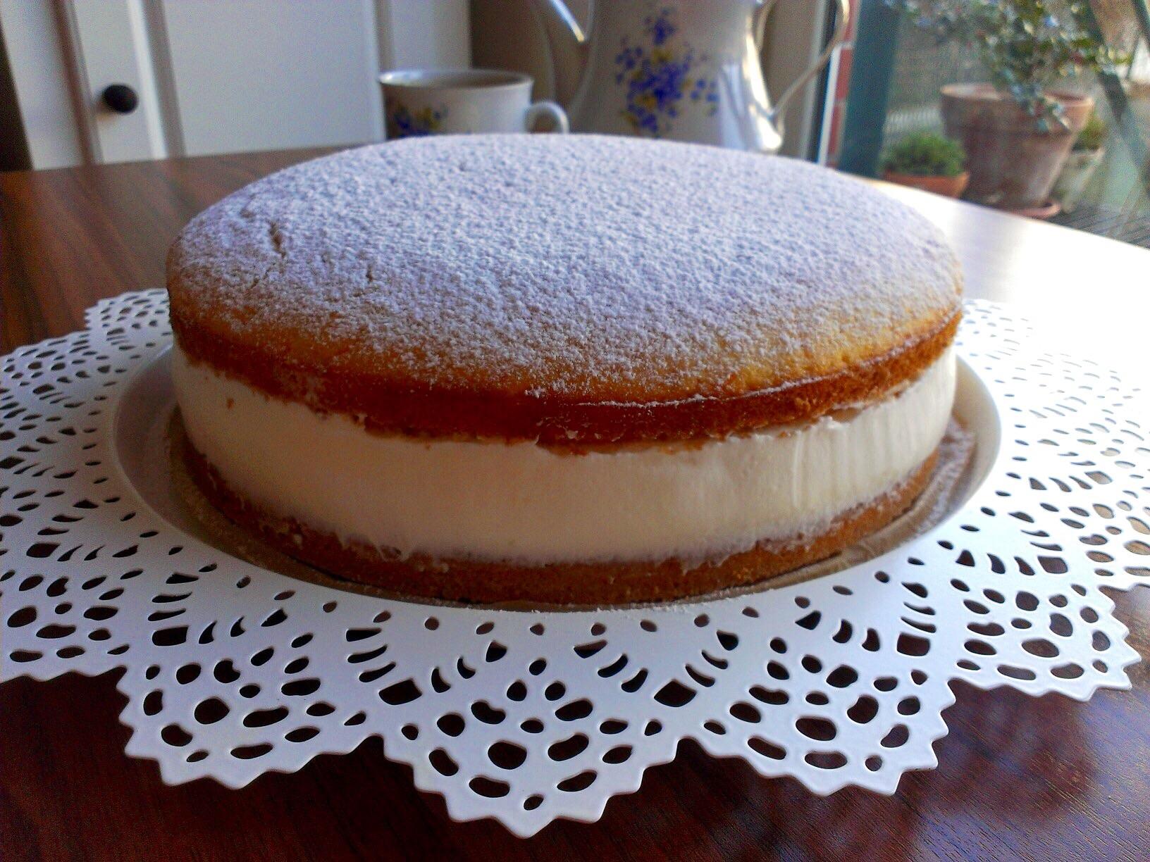 Můj mrkvový dort