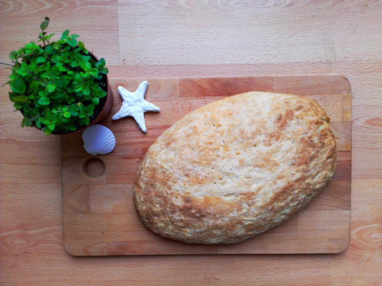 Toskánský chléb