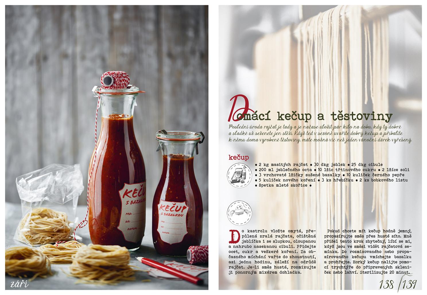 Rozhovor s Denisou Bartošovou o tom, jak láska prochází kuchyní