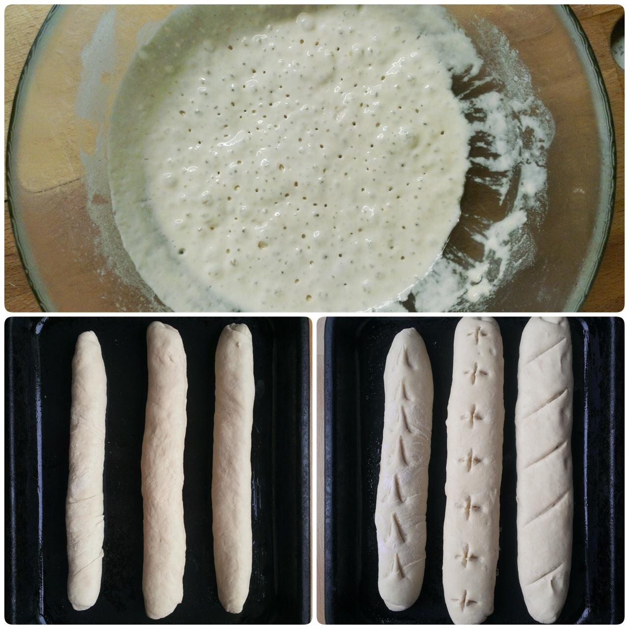 Paté fermentée